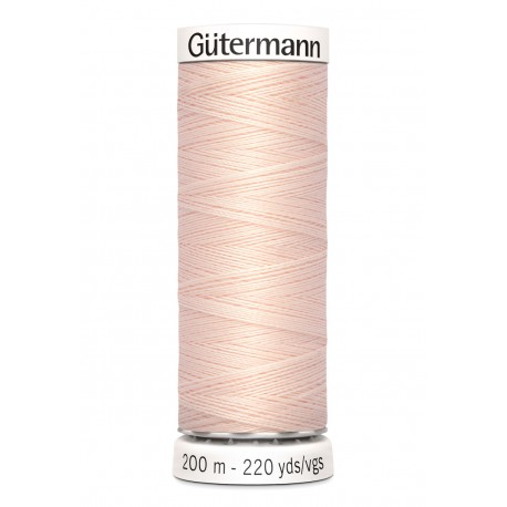 Sew-all thread Gutermann 200 m - N°210