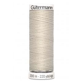 Sew-all thread Gutermann 200 m - N°299