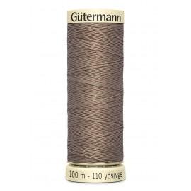 Bobine de Fil pour tout coudre Gutermann 100 m - N°199