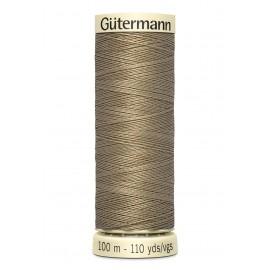 Bobine de Fil pour tout coudre Gutermann 100 m - N°208