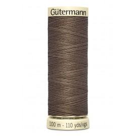 Bobine de Fil pour tout coudre Gutermann 100 m - N°209