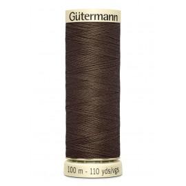 Bobine de Fil pour tout coudre Gutermann 100 m - N°222