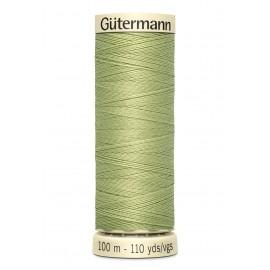 Bobine de Fil pour tout coudre Gutermann 100 m - N°282