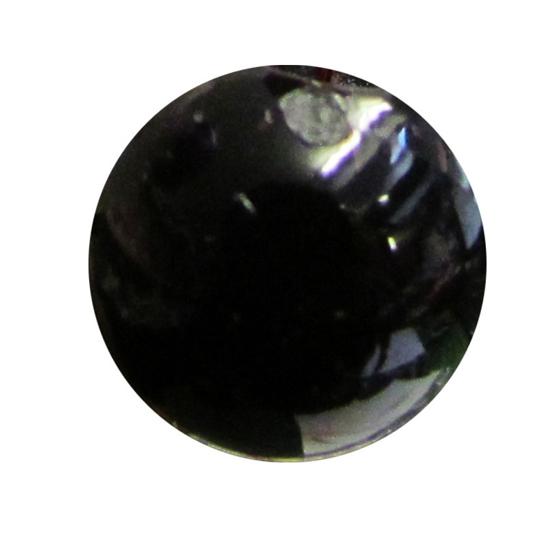 boutons mercerie boutons bouton goutte d 39 eau noir ma petite mercerie. Black Bedroom Furniture Sets. Home Design Ideas