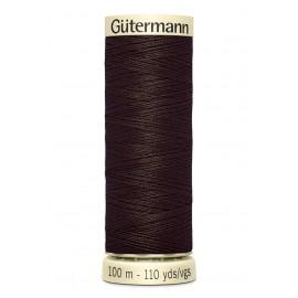 Bobine de Fil pour tout coudre Gutermann 100 m - N°696
