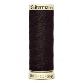 Bobine de Fil pour tout coudre Gutermann 100 m - N°697