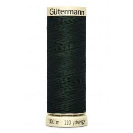 Bobine de Fil pour tout coudre Gutermann 100 m - N°707