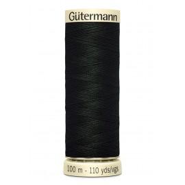 100/% Polyester Gutermann Sew-all Thread 100m Colour 914 VERY LIGHT KHAKI