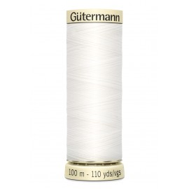 Sew-all thread Gutermann 100 m - N°800