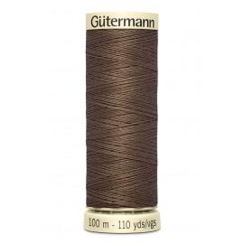 Bobine de Fil pour tout coudre Gutermann 100 m - N°815