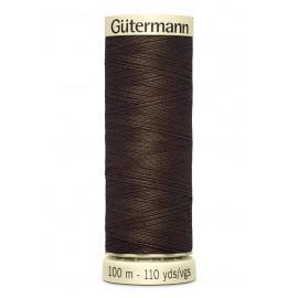 Bobine de Fil pour tout coudre Gutermann 100 m - N°817