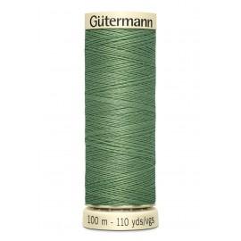 Bobine de Fil pour tout coudre Gutermann 100 m - N°821