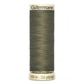 Bobine de Fil pour tout coudre Gutermann 100 m - N°825