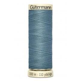 Bobine de Fil pour tout coudre Gutermann 100 m - N°827