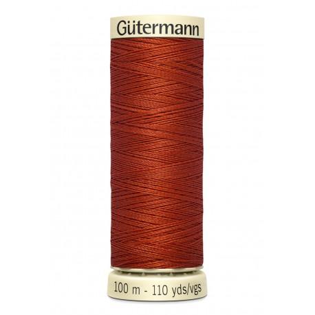 Bobine de Fil pour tout coudre Gutermann 100 m - N°837