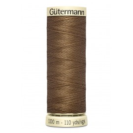 Bobine de Fil pour tout coudre Gutermann 100 m - N°851