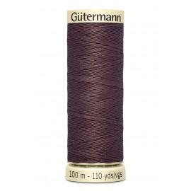 Bobine de Fil pour tout coudre Gutermann 100 m - N°883