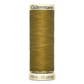 Bobine de Fil pour tout coudre Gutermann 100 m - N°886