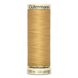 Bobine de Fil pour tout coudre Gutermann 100 m - N°893