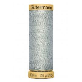 Bobine de Fil à coudre coton Gutermann 100m - N°1007