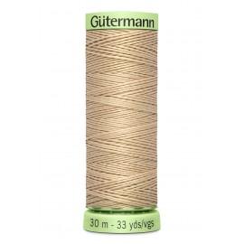 Bobine de Fil à coudre super résistant Gutermann 30 m - N°186