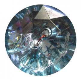 Bouton crystal Ciel