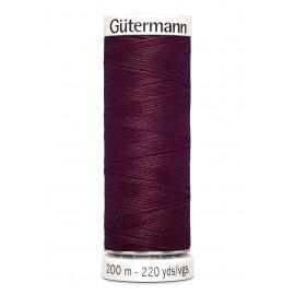 Bobine de Fil pour tout coudre Gutermann 200 m - N°108