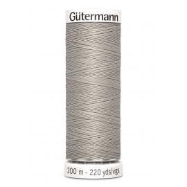 Bobine de Fil pour tout coudre Gutermann 200 m - N°118