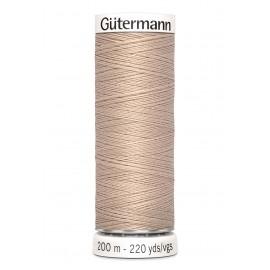 Bobine de Fil pour tout coudre Gutermann 200 m - N°121