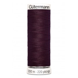 Bobine de Fil pour tout coudre Gutermann 200 m - N°130