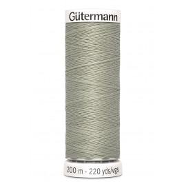 Bobine de Fil pour tout coudre Gutermann 200 m - N°132