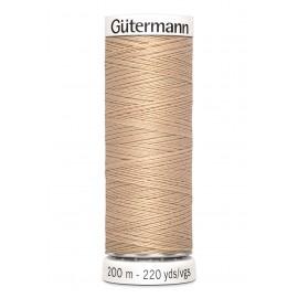 Bobine de Fil pour tout coudre Gutermann 200 m - N°170