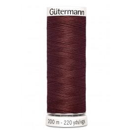 Bobine de Fil pour tout coudre Gutermann 200 m - N°174