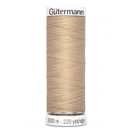 Bobine de Fil pour tout coudre Gutermann 200 m - N°186