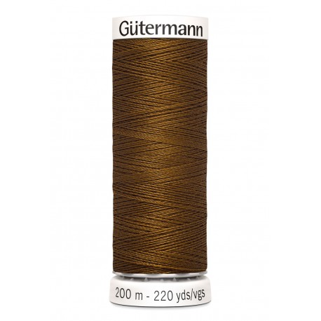 Sew-all thread Gutermann 200 m - N°19