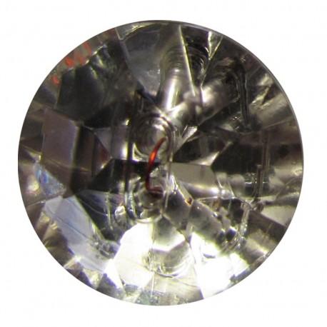 Bouton crystal Blanc