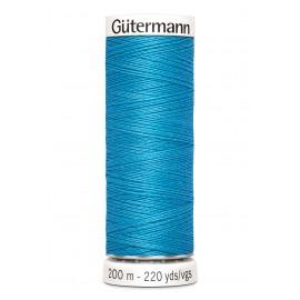 Bobine de Fil pour tout coudre Gutermann 200 m - N°197