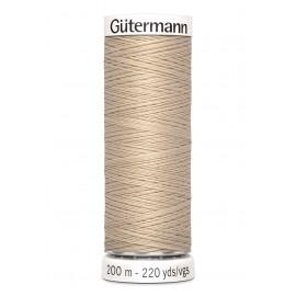 Bobine de Fil pour tout coudre Gutermann 200 m - N°198