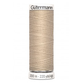 Sew-all thread Gutermann 200 m - N°198