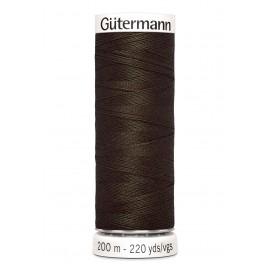 Bobine de Fil pour tout coudre Gutermann 200 m - N°21