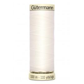 Bobine de Fil pour tout coudre Gutermann 100 m - N°111