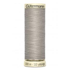 Bobine de Fil pour tout coudre Gutermann 100 m - N°118