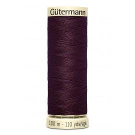 Bobine de Fil pour tout coudre Gutermann 100 m - N°130