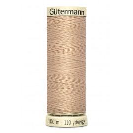 Bobine de Fil pour tout coudre Gutermann 100 m - N°170