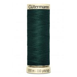 Bobine de Fil pour tout coudre Gutermann 100 m - N°18