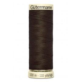 Bobine de Fil pour tout coudre Gutermann 100 m - N°21
