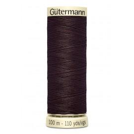 Bobine de Fil pour tout coudre Gutermann 100 m - N°23