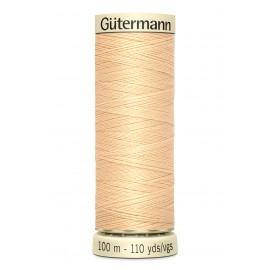 Sew-all thread Gutermann 100 m - N°6