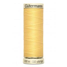 Bobine de Fil pour tout coudre Gutermann 100 m - N°7