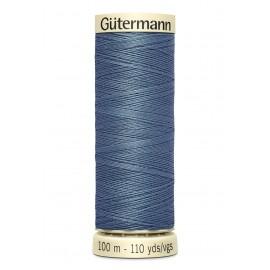 Bobine de Fil pour tout coudre Gutermann 100 m - N°76
